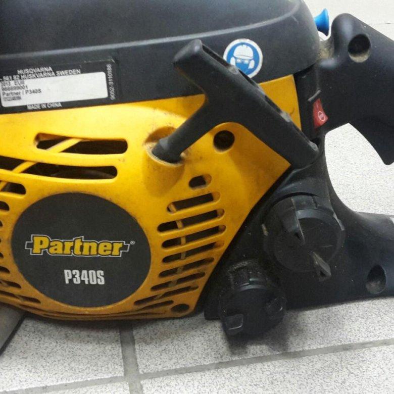 Бензопилы partner 340s-360s - большой обзор - плюсы и минусы