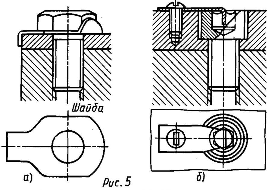 Назначение и виды резьбовых соединений классификация резьб - морской флот