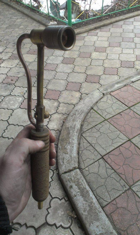 Изготавливаем бензиновую горелку: 2 способа сделать её своими руками
