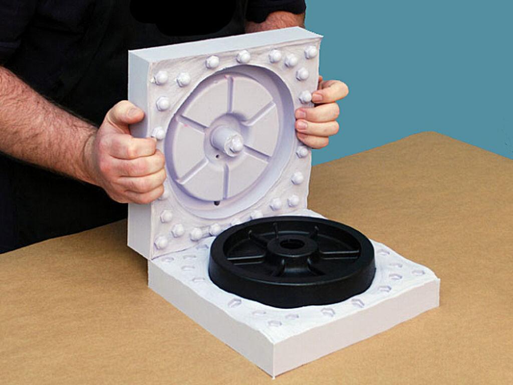Ротационное формование -  rotational molding