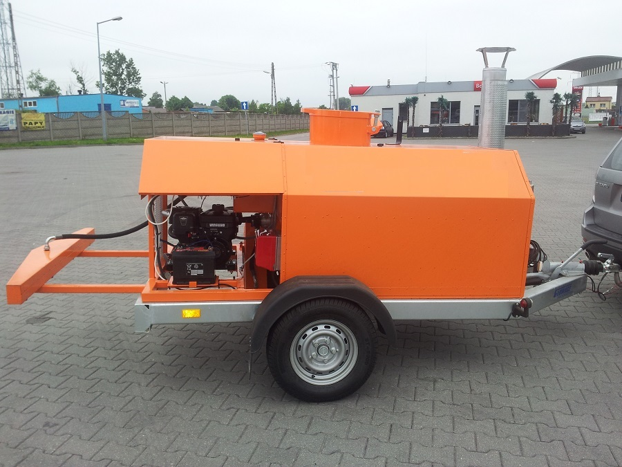 Гидрооборудование автогудронатора камаз
