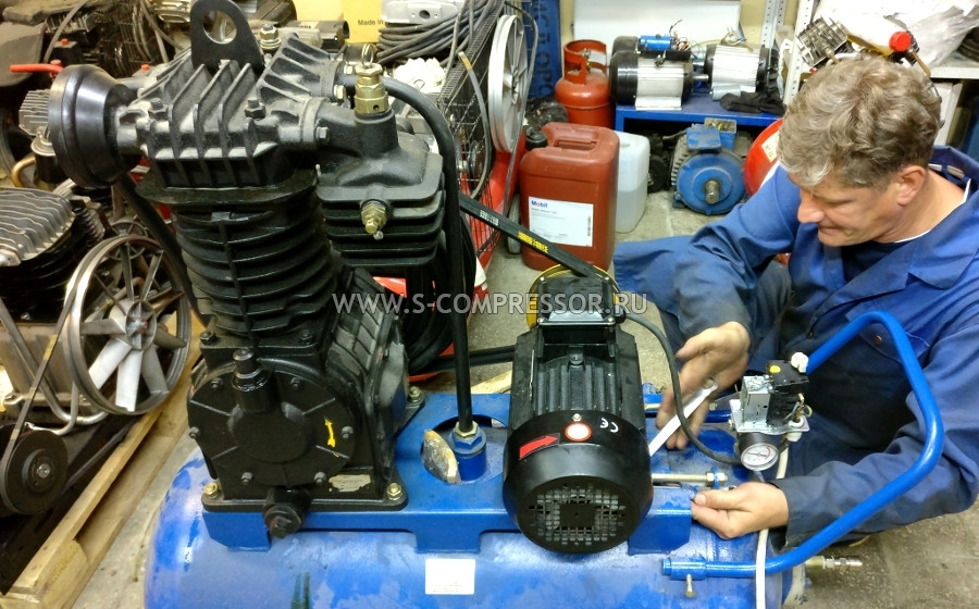 Какую модель компрессора выбрать для работы в гараже