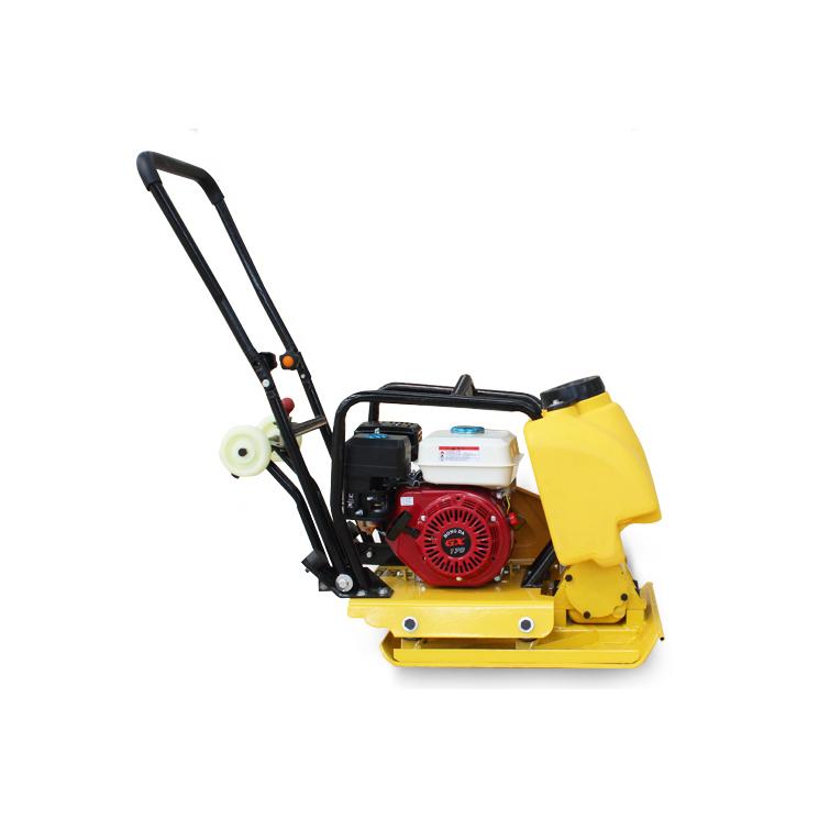 Виброплиты для уплотнения грунта: назначение, устройство, принцип работы, технические характеристики, обзор