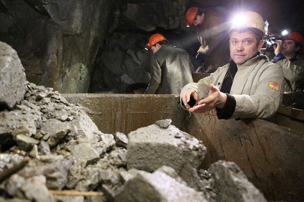 Урановая руда: свойства, применение, добыча