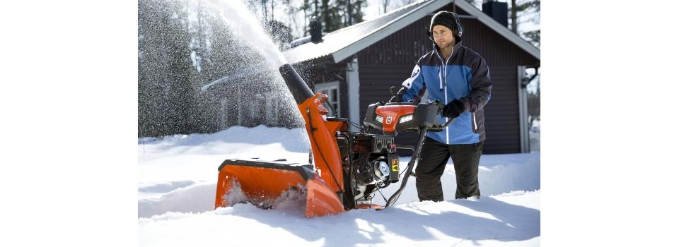 ✅ снегоуборщики хускварна (husqvarna): обзор характеристик моделей - спецтехника52.рф