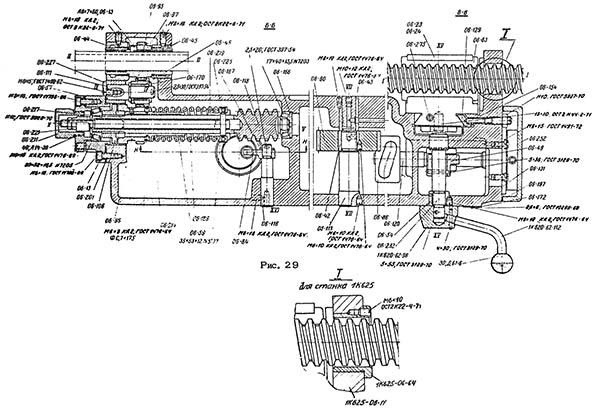 Токарный станок 1к62 – надежный металлообрабатывающий агрегат