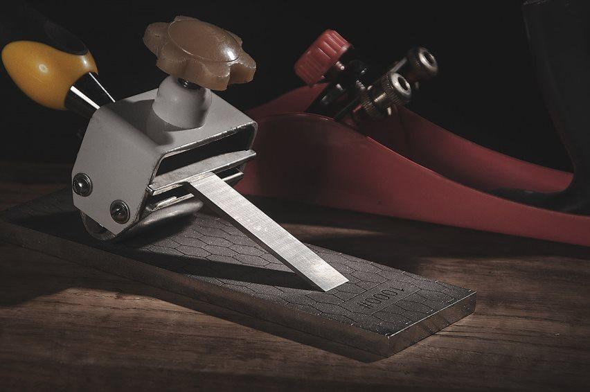 Заточка ножей для электрорубанка: принципы, оборудование