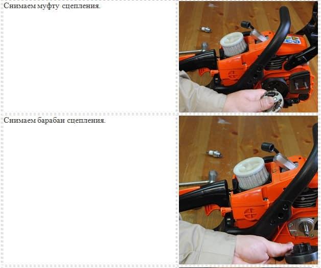 ✅ как снять звездочку с бензопилы и отремонтировать ее (видео) - спецтехника52.рф