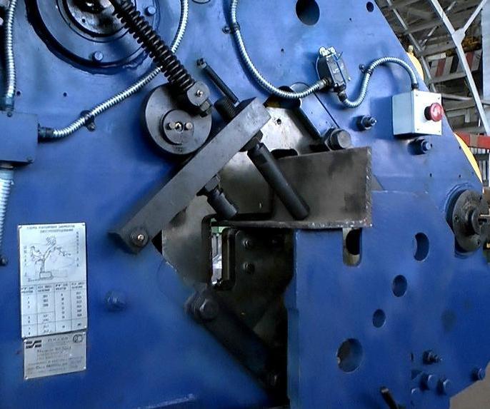 Нв5222 пресс-ножницы комбинированные. схемы, описание, характеристики