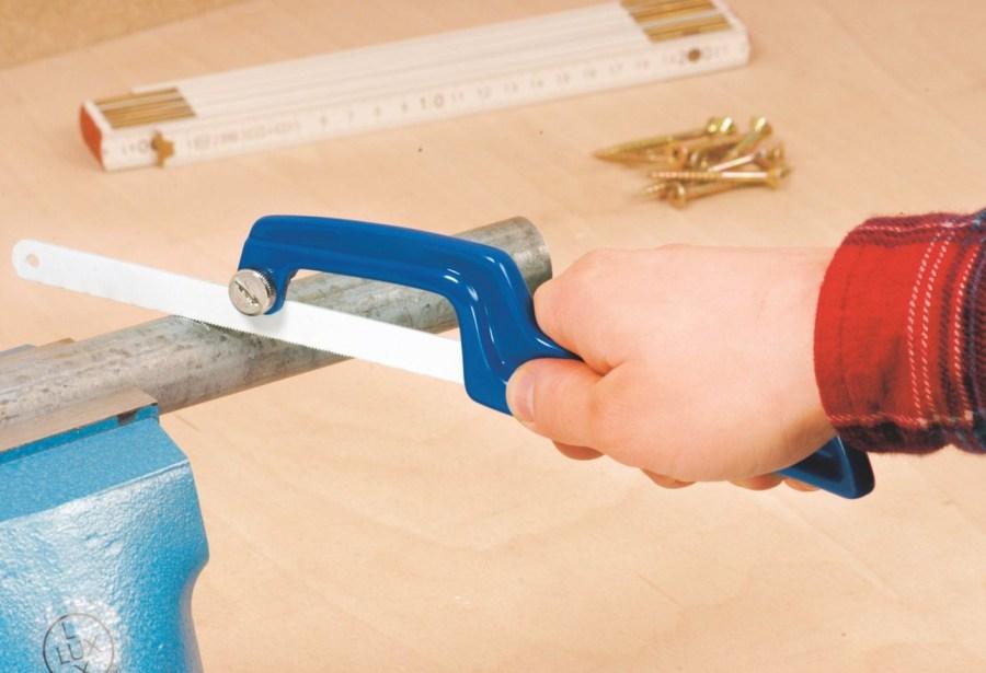 Ножовка по металлу: разновидности, как выбрать