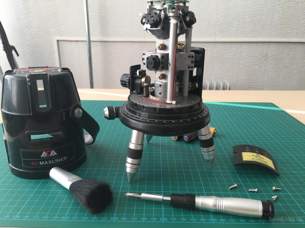 Ремонт лазерного уровня: распространенные поломки