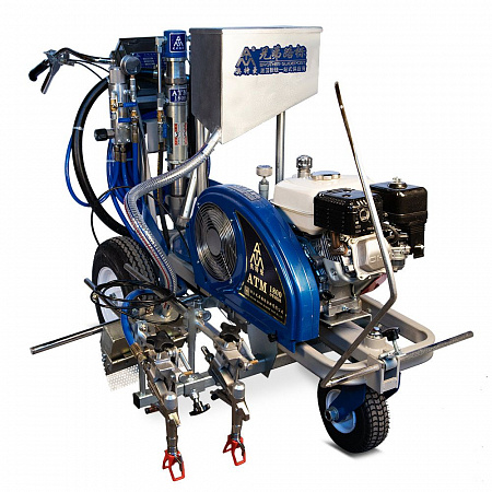 Маркировочные машины для нанесения дорожной разметки