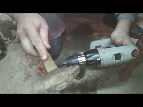 Как поменять и снять патрон с шуруповёрта самостоятельно в домашних условиях: разборка своими руками