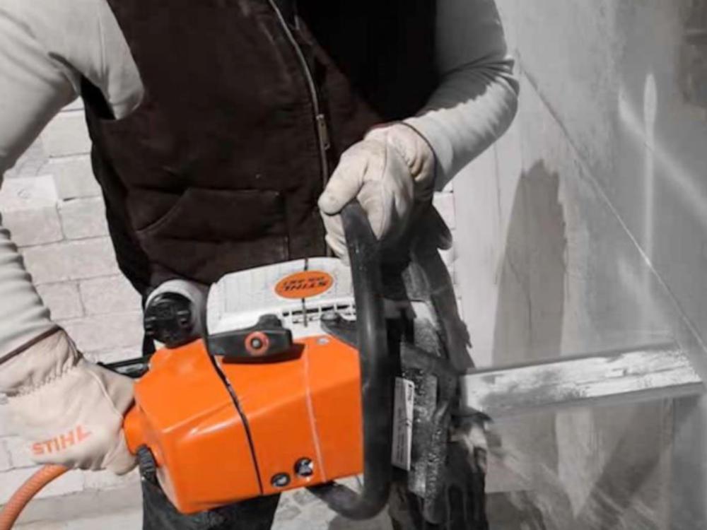 Чем резать бетон и какой инструмент для этого выбрать?