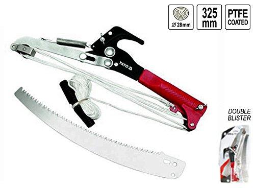 Садовые инструменты: ножовка и другие