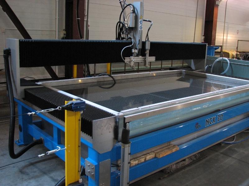 Технология и оборудование для гидроабразивной резки