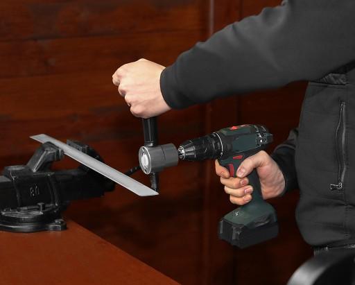 Насадка для разрезания металла на дрель зачем нужна и как пользоваться – мои инструменты