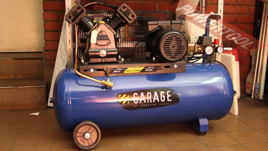 Как выбрать компрессор для гаража по типу, возможностям применения