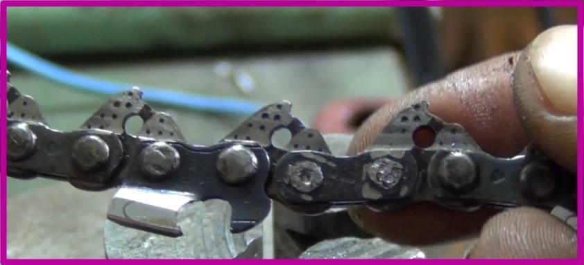 Инструкция: Как укоротить цепь бензопилы своими руками в домашних условиях?