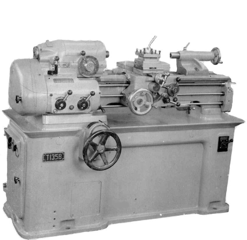 Токарно револьверный станок 1341 технические характеристики