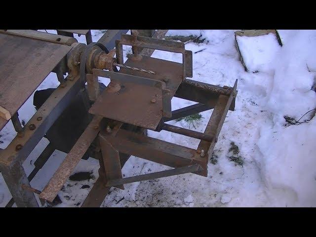 Долбежный станок по дереву: описание, изготовление, видео | деревянные материалы и их применение в строительстве