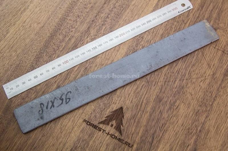 Сталь 95х18: характеристики стали для ножей, плюсы и минусы. сравнение с х12мф и другими марками. применение и твердость стали, аналоги