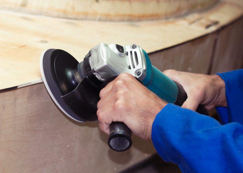 Можно ли использовать болгарку для распиливания древесины. как правильно работать болгаркой по древесине