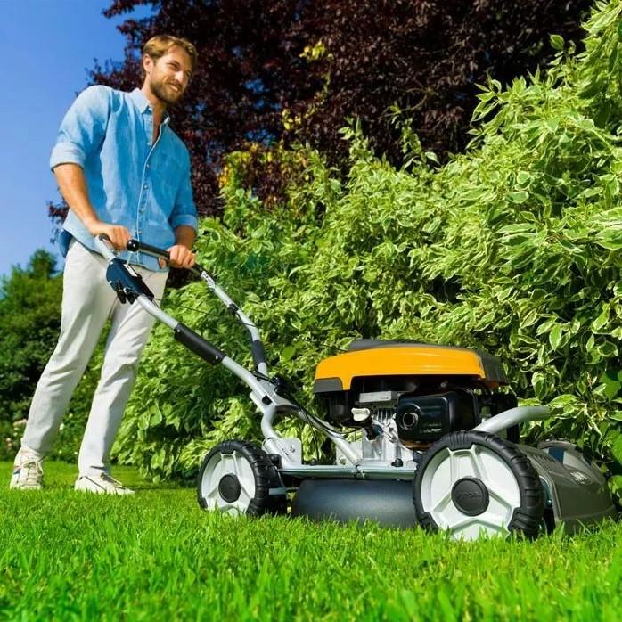 Выбираем газонокосилку для дачи: 17 важных нюансов или покупаем качество!