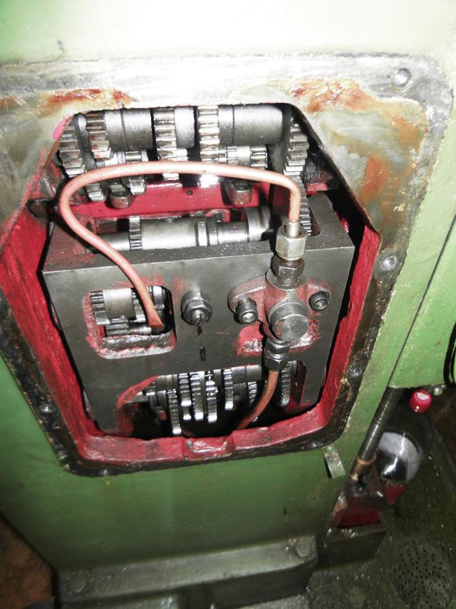 Фрезерный станок модель 675 - в помощь хозяину