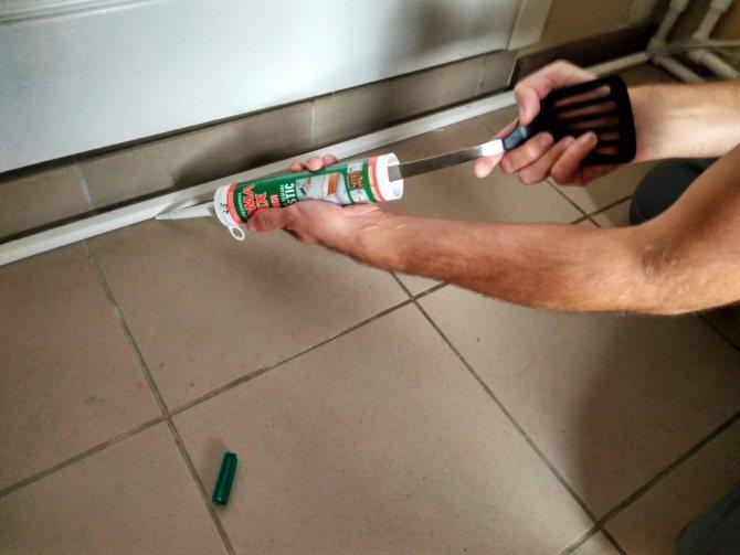 Как снять герметик с пистолета видео - дачный сезон - fotografnn.ru