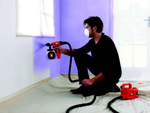 Гайд по выбору электрического краскопульта для бытовых работ