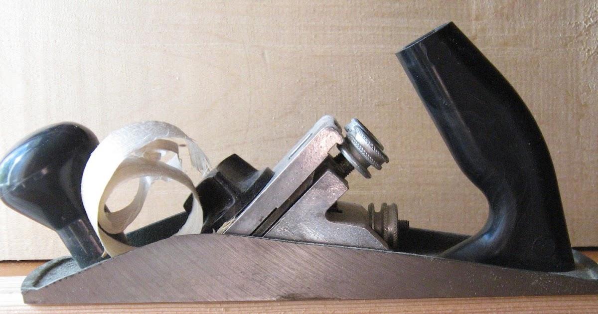 Как правильно наточить нож для рубанка в домашних условиях
