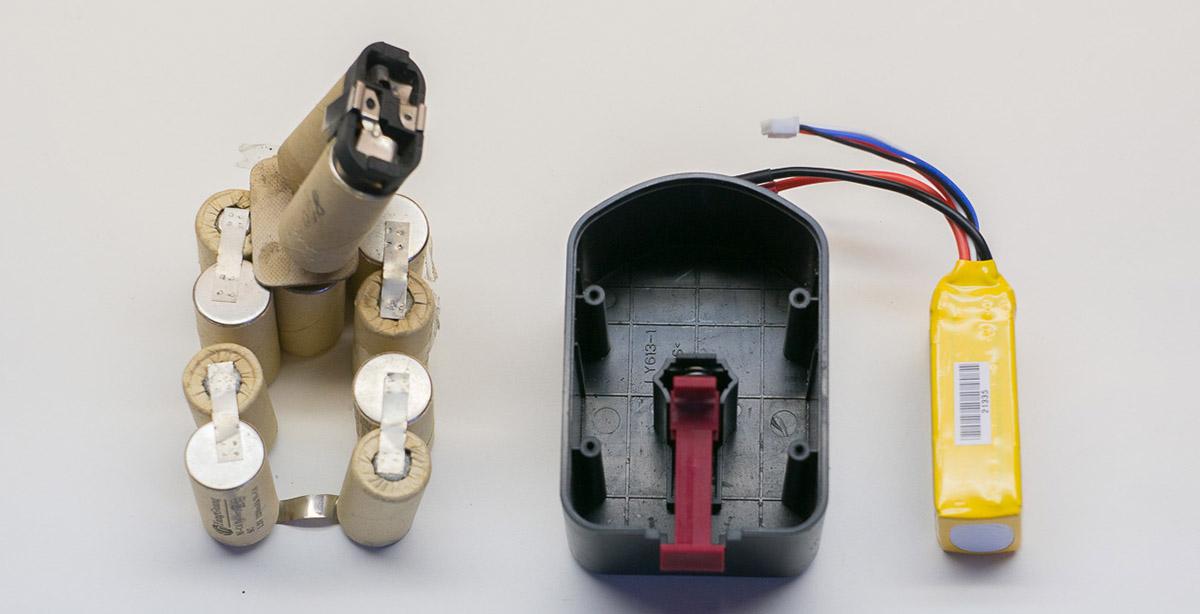 Восстановление аккумулятора шуруповерта своими руками