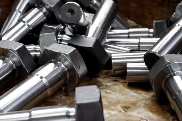 Изготовление болтов: технологии, марки стали, техпроцесс