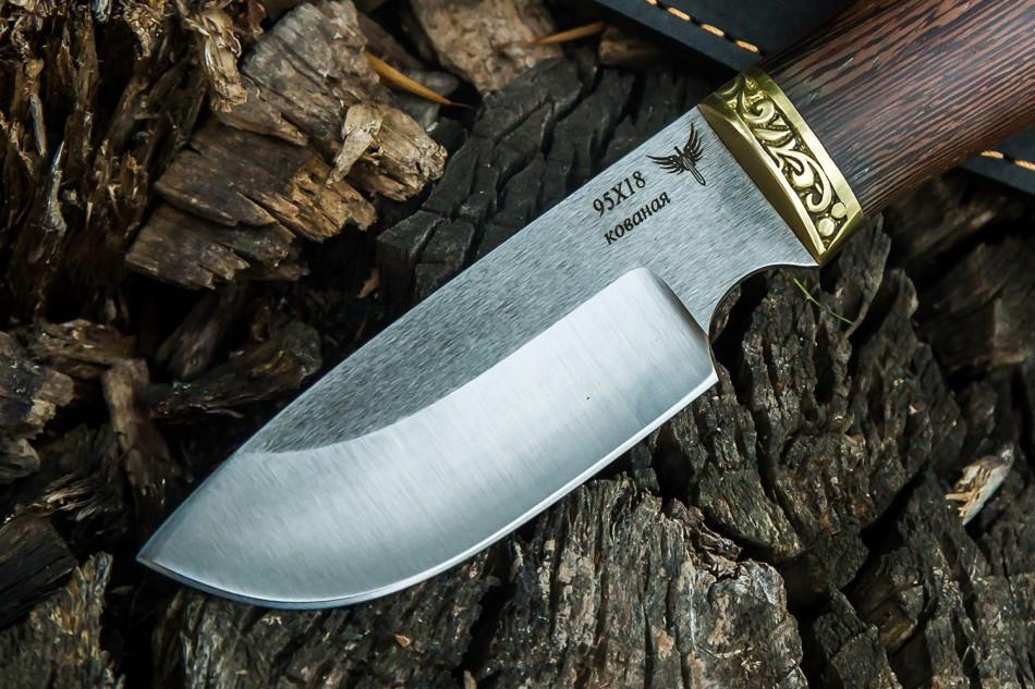 Ножевая сталь марки 95х18: состав и свойства, плюсы и минусы, область применения