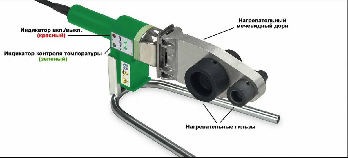 Пайка пластика бамперов автомобилей и деталей мотоциклов: необходимый инструмент