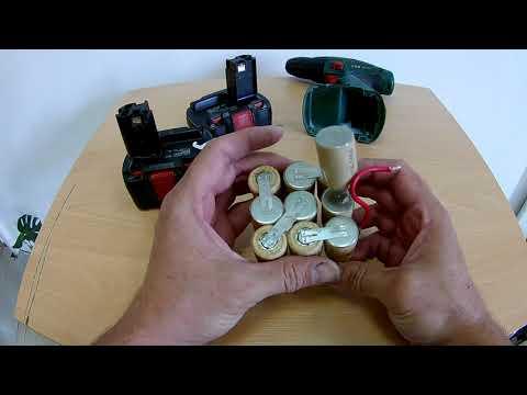 Ремонт и восстановление аккумуляторов шуруповертов, электроинструментов, бытовой техники и игрушек