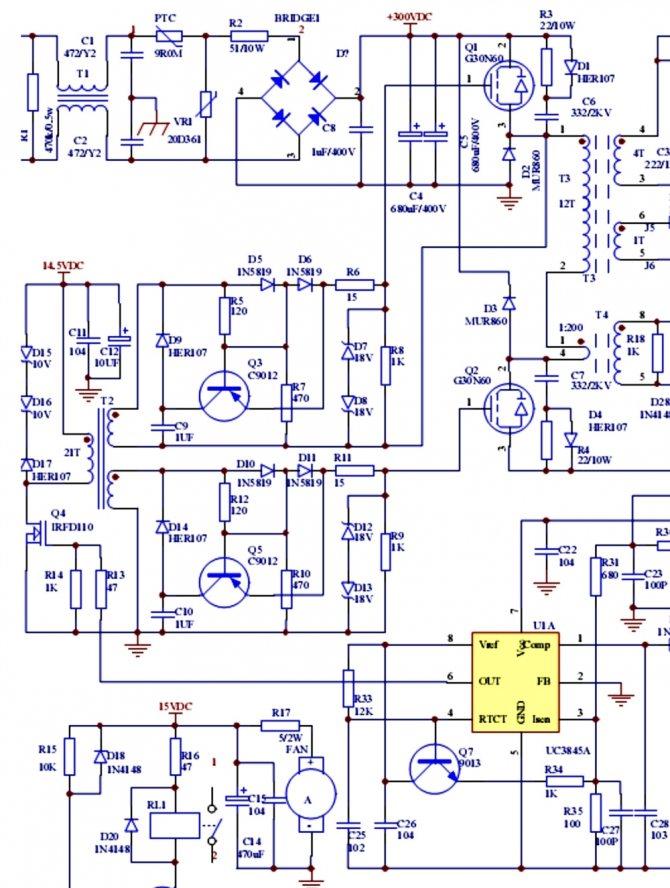 Сварочный инвертор: что это такое, из чего он состоит