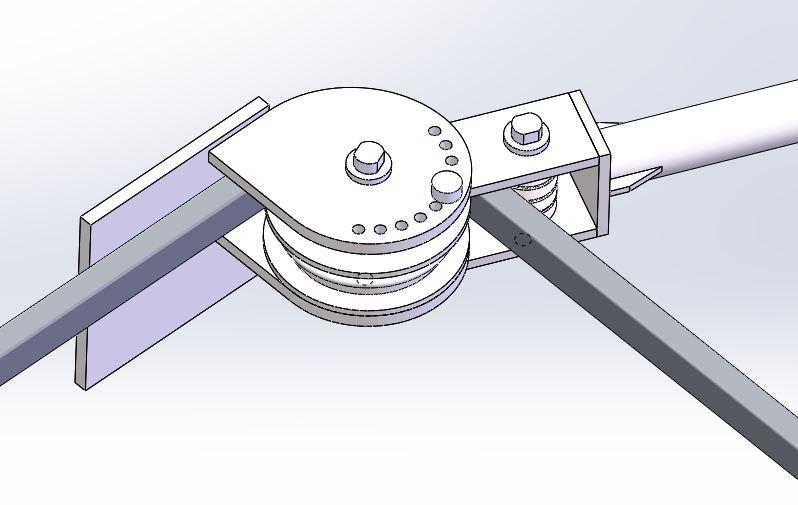 Трубогиб своими руками — простые чертежи, схемы, проекты и лучшие самодельные модели трубогибов. трубогиб без токарных работ