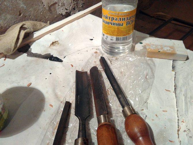 Как удалить ржавчину с металла в домашних условиях