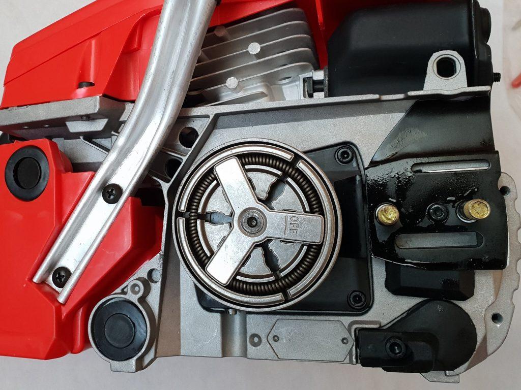 Как открутить сцепление на бензопиле штиль 180 - moy-instrument.ru - обзор инструмента и техники