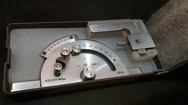66899-17: 4 угломеры с нониусом - производители и поставщики