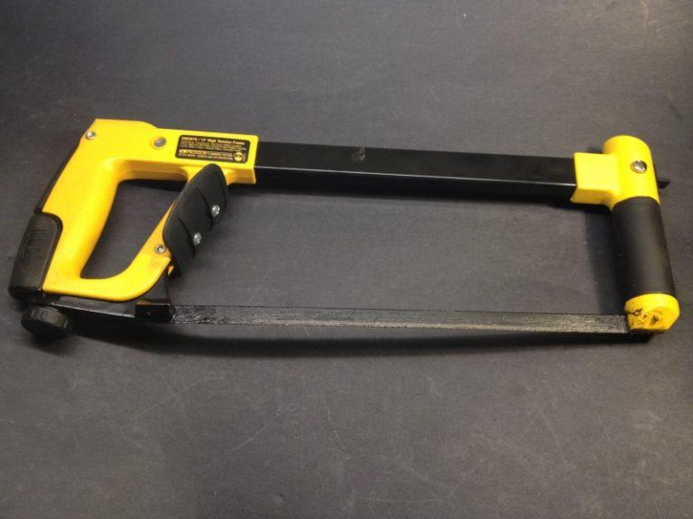 Ручная ножовка по металлу. виды, гост, фото   проинструмент