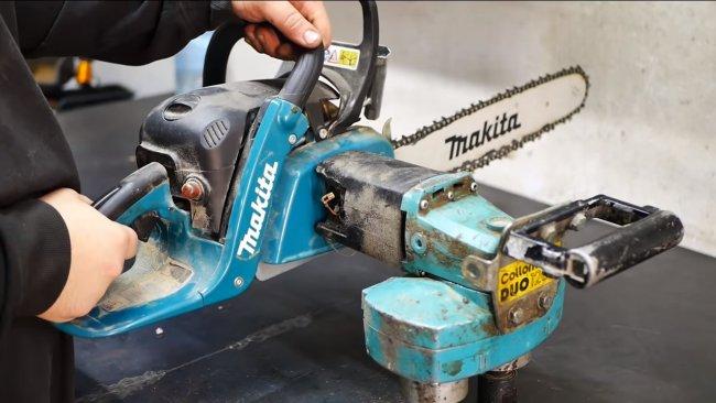 Инструмент для ремонта бензопил и триммеров в домашних условиях