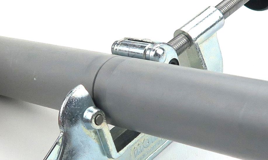 Труборезы для полипропиленовых труб роликовые, гильотинные, аккумуляторные | строитель промышленник