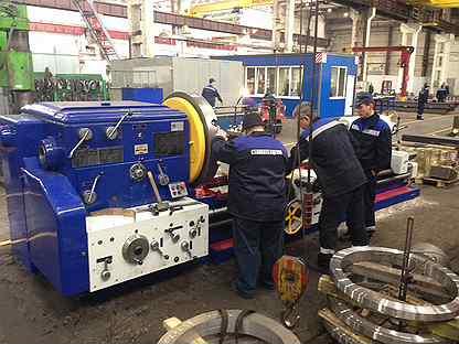Капитальный ремонт и обслуживание станков токарных, фрезерных в москве