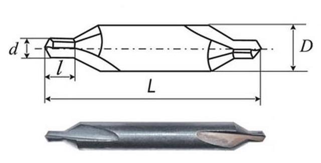 Гост 14952-75 сверла центровочные комбинированные. технические условия