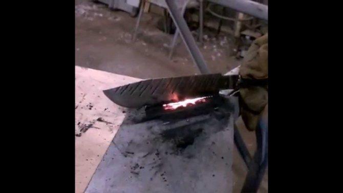 Какими способами можно в домашних условиях закалить сталь?