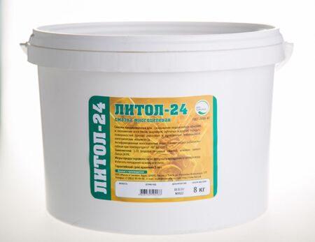 Литол 24 — состав, технические свойства, характеристики