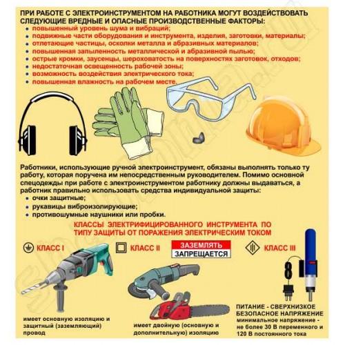 Техника безопасности при работе с болгаркой